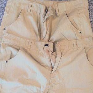 Other - Bundle British style fashion slim fit pants